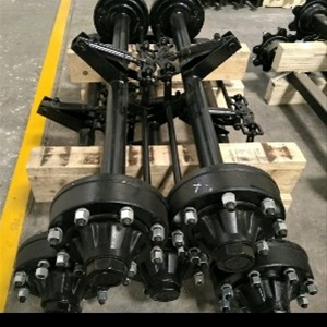 - Trolley Axles